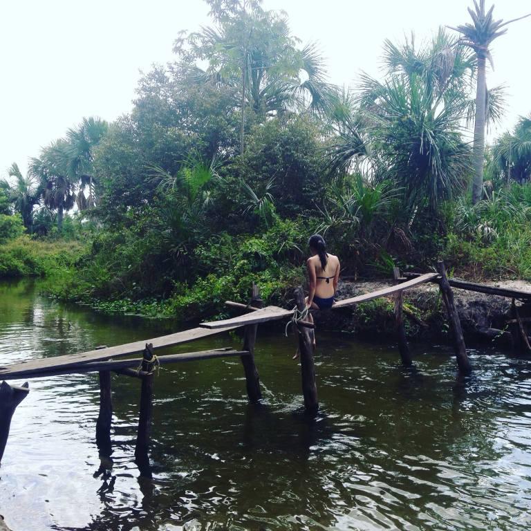 Passeio de boia no Maranhão