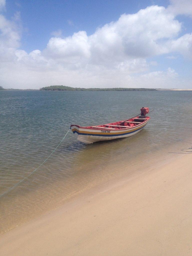 Passeio pelo Rio Preguiça no Maranhão
